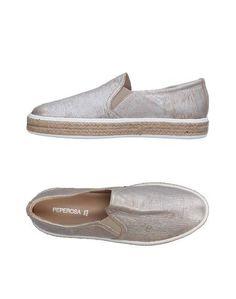 Низкие кеды и кроссовки Peperosa
