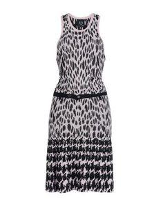 Платье до колена McQ Alexander Mc Queen