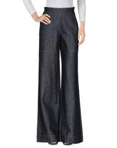 Джинсовые брюки Jean Paul Gaultier Femme