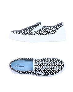 Низкие кеды и кроссовки Studio Pollini