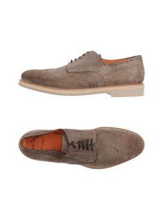 Обувь на шнурках Santoni