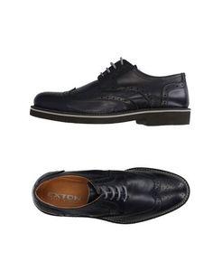 Обувь на шнурках Exton