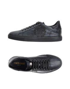 Низкие кеды и кроссовки Roberto Cavalli