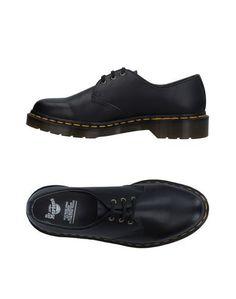 Низкие кеды и кроссовки Dr. Martens
