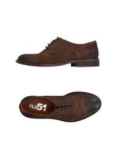 Обувь на шнурках RUE 51