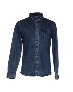 Джинсовая рубашка Anerkjendt
