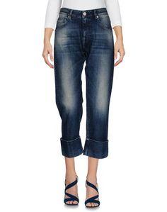 Джинсовые брюки-капри Care Label