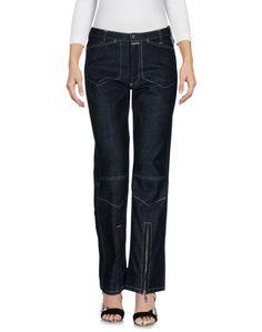 Джинсовые брюки LE Jean DE MarithÉ + FranÇois Girbaud