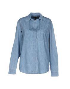 Джинсовая рубашка RAG & Bone/Jean