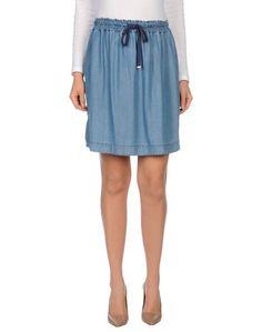 Джинсовая юбка Concept K