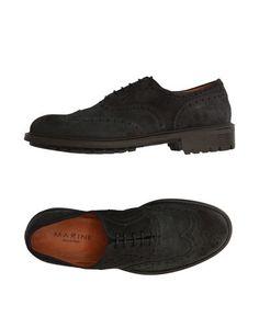 Обувь на шнурках Marini