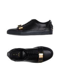 Низкие кеды и кроссовки Buscemi