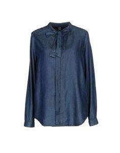 Джинсовая рубашка Liu Jo