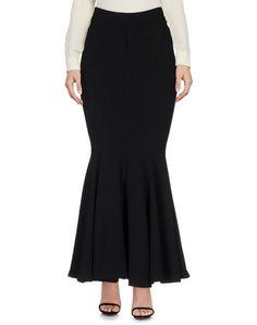 Длинная юбка Norma Kamali
