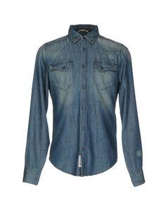 Джинсовая рубашка C.P. Company
