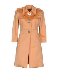 Легкое пальто Elisabetta Franchi Gold