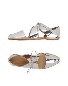 Обувь на шнурках Loeffler Randall