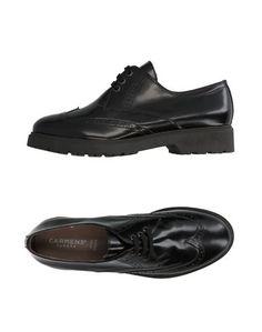Обувь на шнурках Carmens