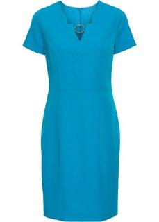 Платье (бирюзовый) Bonprix