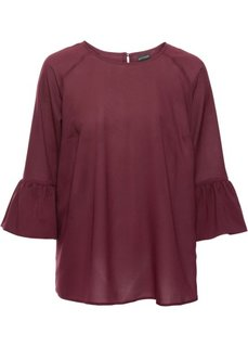 Блузка (бордовый) Bonprix