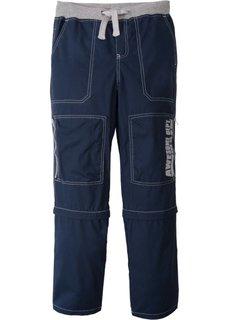 Прочные быстросохнущие брюки (темно-синий) Bonprix