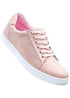 Кроссовки (дымчато-розовый) Bonprix