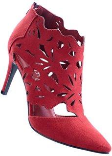 Туфли (бордовый) Bonprix