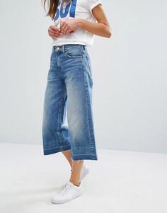 Джинсовая юбка-брюки с широкими штанинами Levis - Синий Levis®