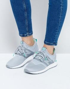 Серые кроссовки New Balance 247 - Серый