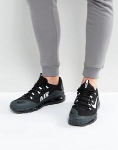 Черные кроссовки Nike Air Max More 898013-001 - Черный