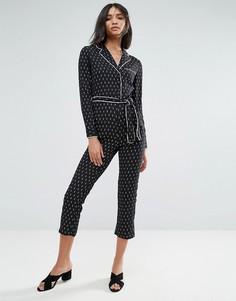 Пижама-комбинезон Unique21 - Черный