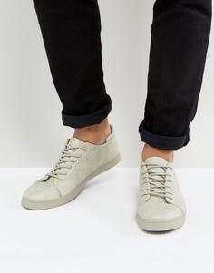 Серые кеды со шнуровкой ASOS - Серый
