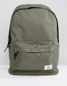 Парусиновый рюкзак цвета хаки ASOS - Зеленый