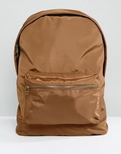 Атласный рюкзак ASOS - Рыжий