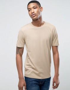 Идеальная футболка Selected Homme - Светло-серый