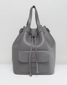 Туристический рюкзак без подкладки Claudia Canova - Серый