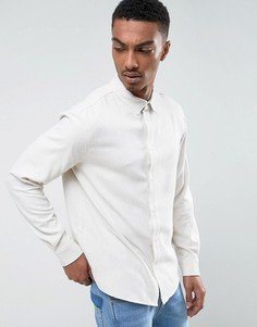 Шелковая рубашка Weekday - Белый