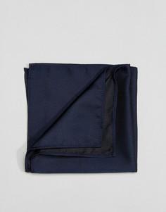 Темно-синий платок для пиджака ASOS - Темно-синий