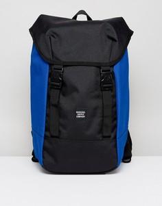 Черный рюкзак объемом 24 литра Herschel Supply Co. Iona - Черный