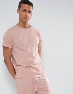 Футболка LDN DNM - Розовый