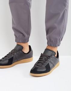 Черные кроссовки adidas Originals BW Army BZ0580 - Черный
