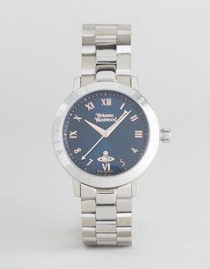 Часы Vivienne Westwood VV152NVSL - Серебряный