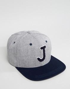 Бейсболка Jack & Jones - Серый