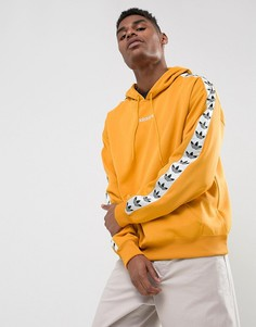 Желтый худи adidas Originals Adicolor TNT AZ8127 - Желтый