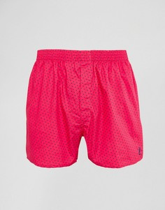 Тканые боксеры Thomas Pink - Розовый