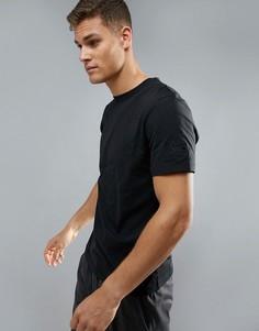 Черная футболка Canterbury E546668-989 - Черный