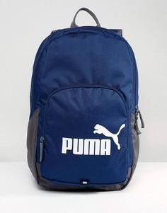 Темно-синй рюкзак Puma Phase 7358902 - Темно-синий
