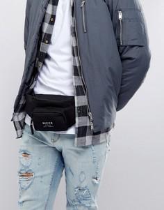 Черная сумка-кошелек на пояс Nicce - Черный