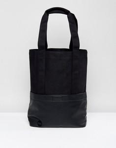 Черная сумка-тоут Mi-Pac - Черный