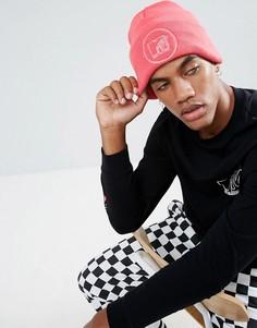 Розовая шапка-бини ASOS x MTV - Розовый